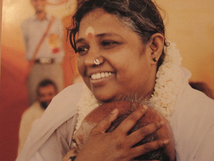 AMMA SPEAKS! IN CONVERSATION WITH THE HUGGING SAINT