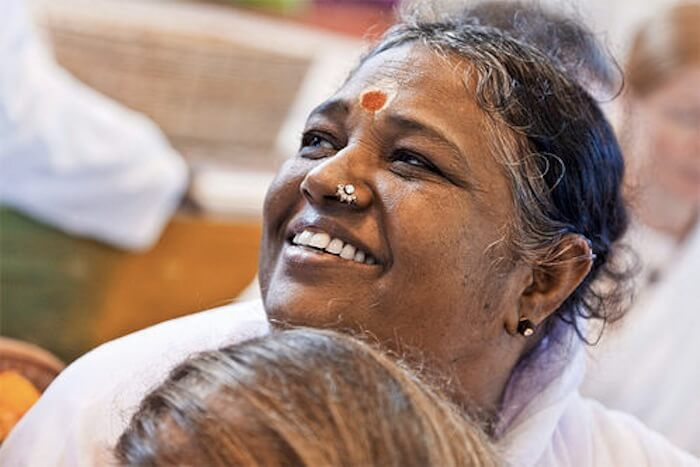 BIRTH CHART FOR AMMA THE HUGGING SAINT