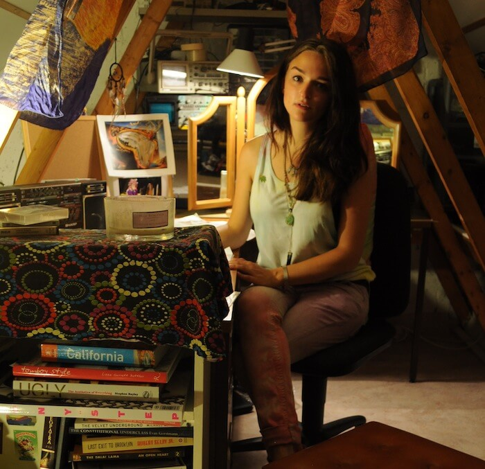 PROWL MAGAZINE: TALKING DIY CULTURE AND DMT WITH LISA LUXX