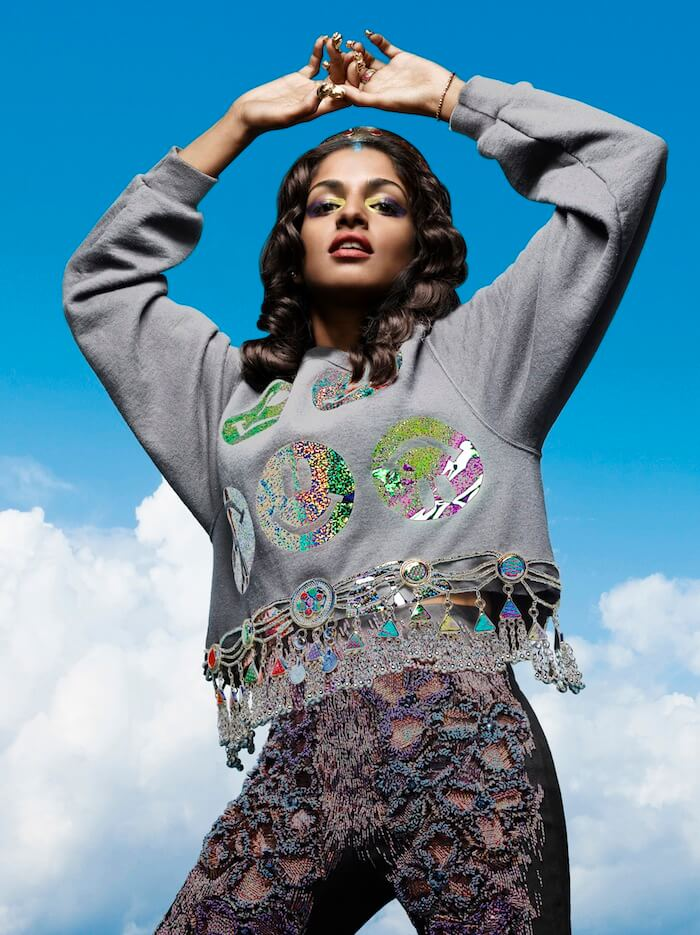 "M.I.A. MATANGI: ""BE CAREFUL WHAT YOU THINK"""
