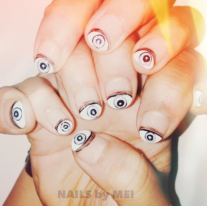 NAILS BY MEI: NOW AGE NAIL ART