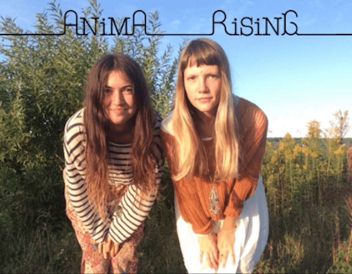 ANIMA RISING: MAKING CONTENT TO RAISE CONSCIOUSNESS
