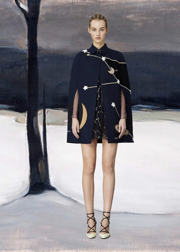 VALENTINO'S COSMIC PRE-FALL 2015 COLLECTION