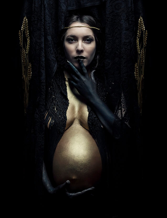 WITCHY MAMA: 6 WAYS TO COMMUNICATE WITH YOUR UNBORN CHILD