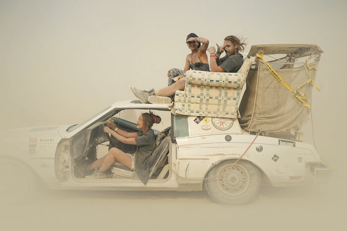 LIKE A VIRGIN: HOW TO SURVIVE YOUR FIRST TIME AT BURNING MAN