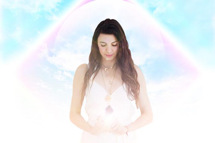 MATERIAL GIRL, MYSTICAL WORLD: SHIVA ROSE