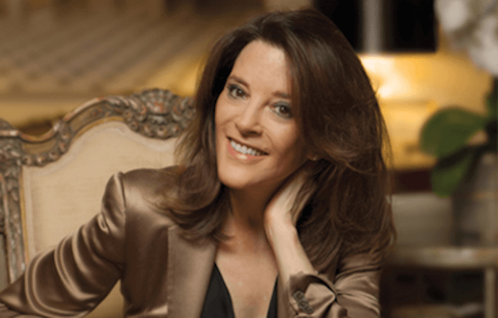 MARIANNE WILLIAMSON INTERVIEW: RECLAIMING THE POWER OF THE FEMININE