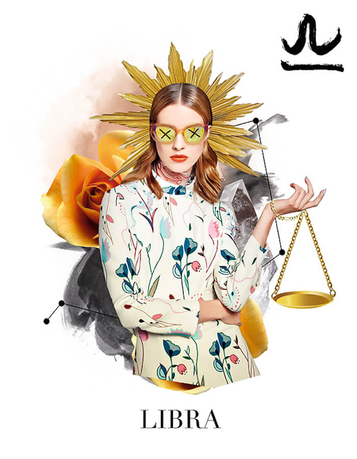 BALANCING ACT: GET TO KNOW YOUR LIBRA MOON
