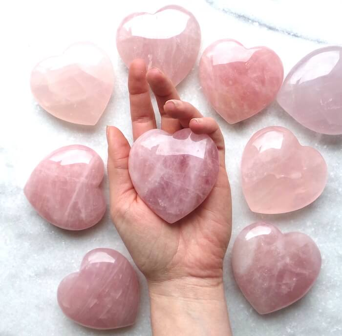 UNCONDITIONAL SELF-LOVE: A SACRED ROSE QUARTZ RITUAL