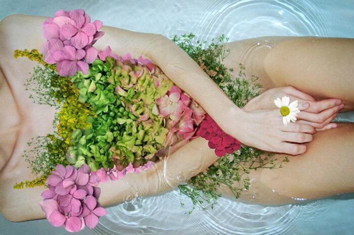 SELF-CARE: A RITUAL BATH FOR REIKI HEALERS