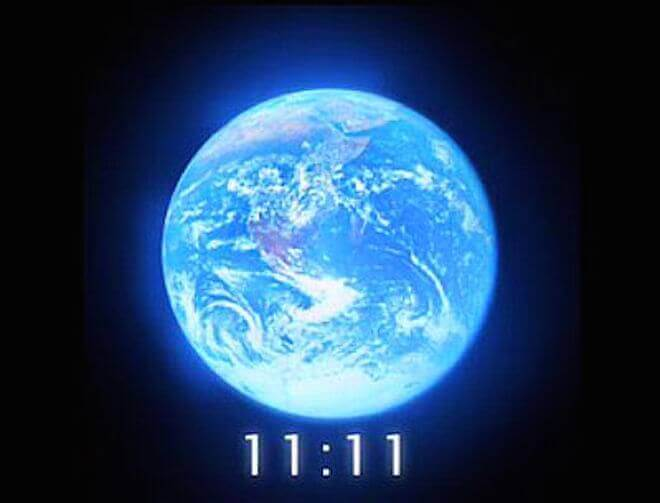 BE THE CHANGE: THE NUMEROLOGY OF 11/11