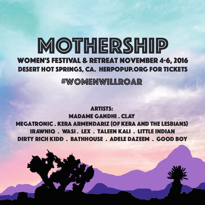 HOLY F*CK: LIVE AT THE MOTHERSHIP FESTIVAL