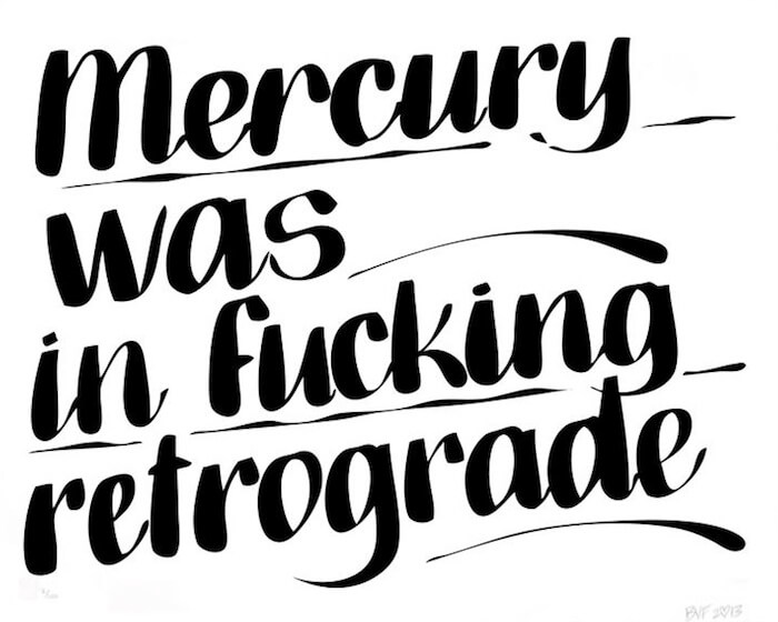 5 WAYS TO MAKE MERCURY RETROGRADE WORK FOR YOU