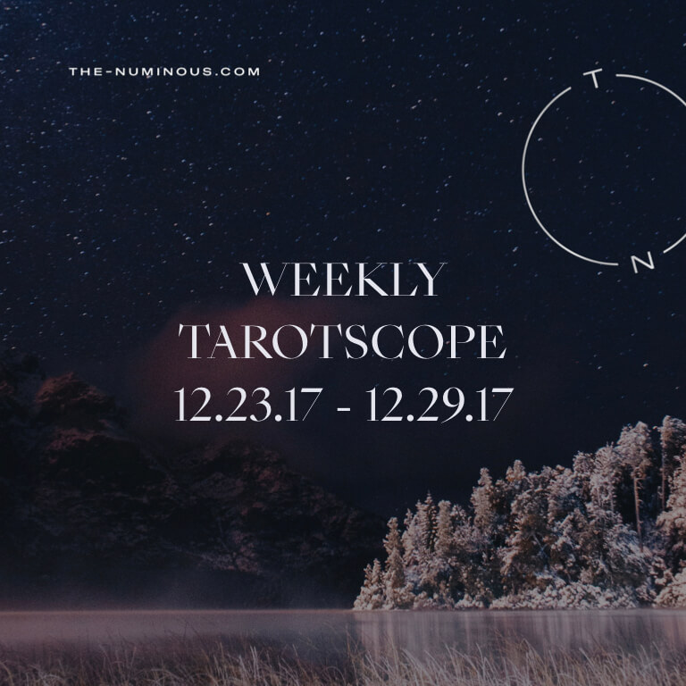 WEEKLY TAROTSCOPE: HOLIDAY EDITION!