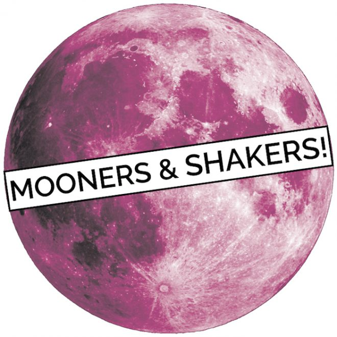 MOON CLUB: MOONERS AND SHAKERS JAN 2017