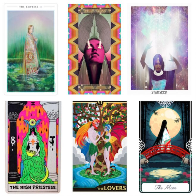 DID YOU KNOW YOU HAVE A TAROT TYPE?