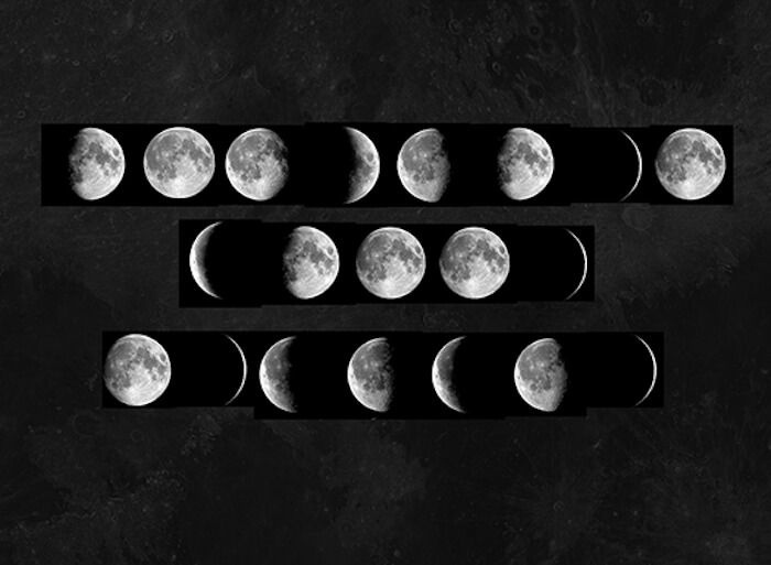 ESSENTIAL OILS FOR EVERY MOON PHASE