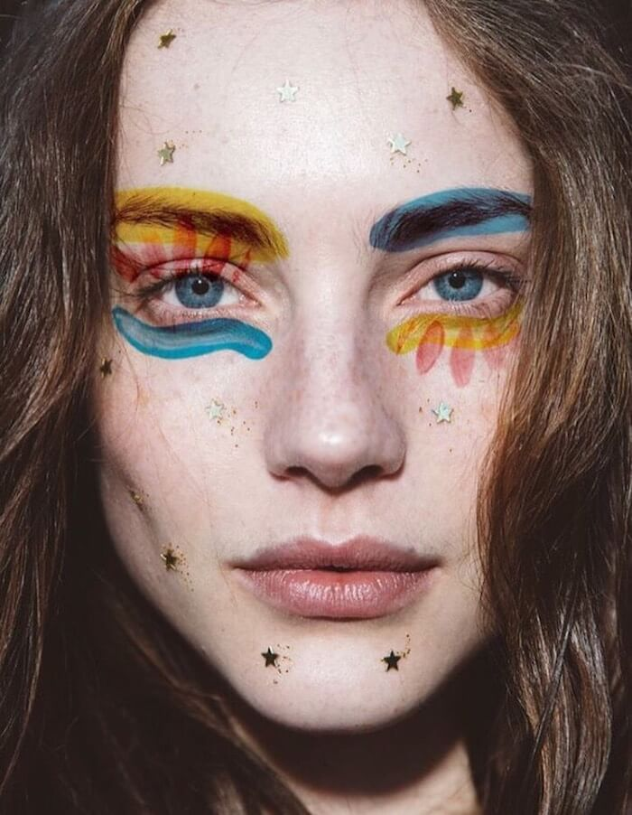 HOW TO MAKE A BEAUTY VISION BOARD