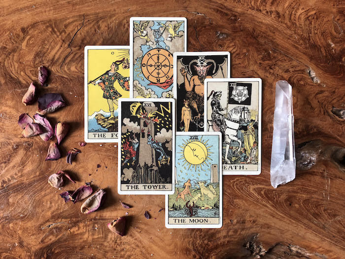 FROM FEAR TO MEDICINE: USING THE TAROT TO FACE WHAT SCARES US