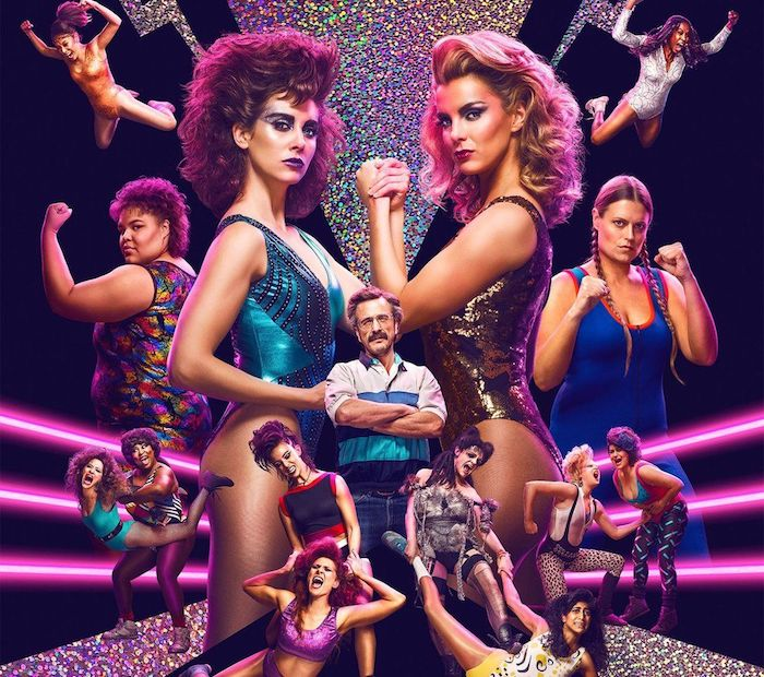 G.L.O.W. HBO Leo Season 2018 The Numinous Bess Matassa