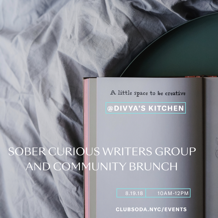 sober curious writers group ruby warrington