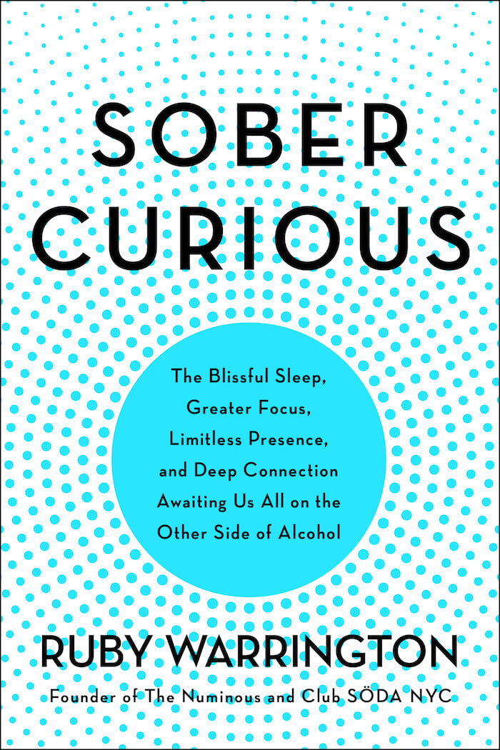 Ruby Warrington Sober Curious book cover