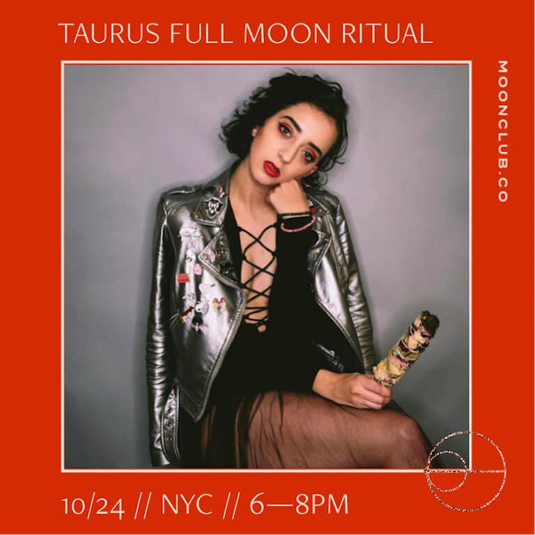 Gabriela Herstik Inner Witch Full Moon Ritual The Numinous