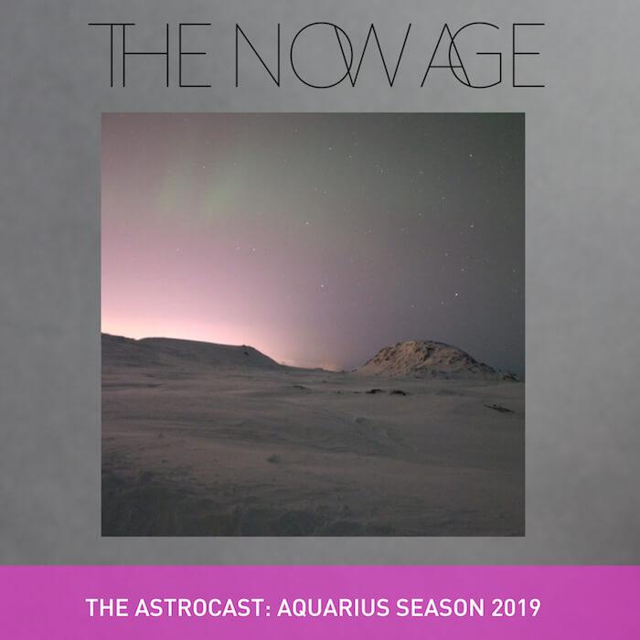 Aquarius Season Podcast The Numinous Bess Matassa Sandy Sitron 2019 astrology