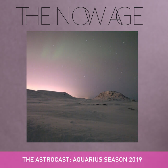 Aquarius Season Podcast The Numinous Bess Matassa Sandy Sitron 2019 astrology