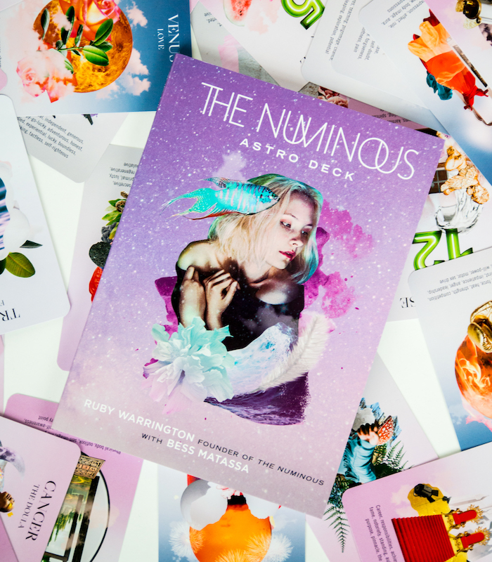 THE NUMINOUS ASTRO DECK: OUT JUNE 4!