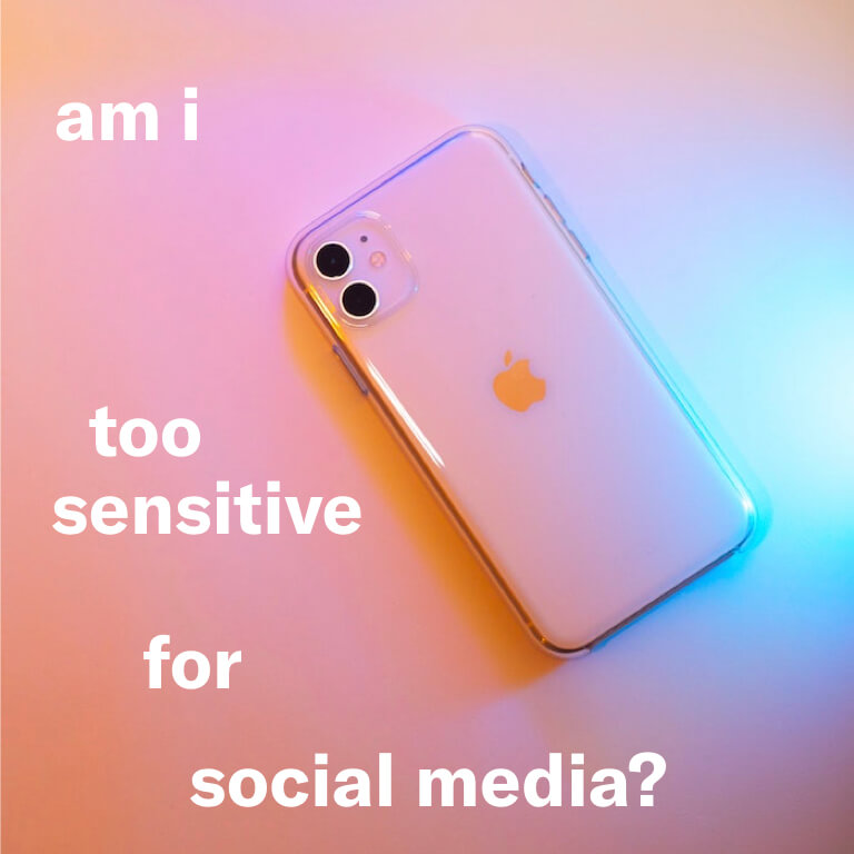 Too sensitive for social media Elyssa Jakim The Numinous