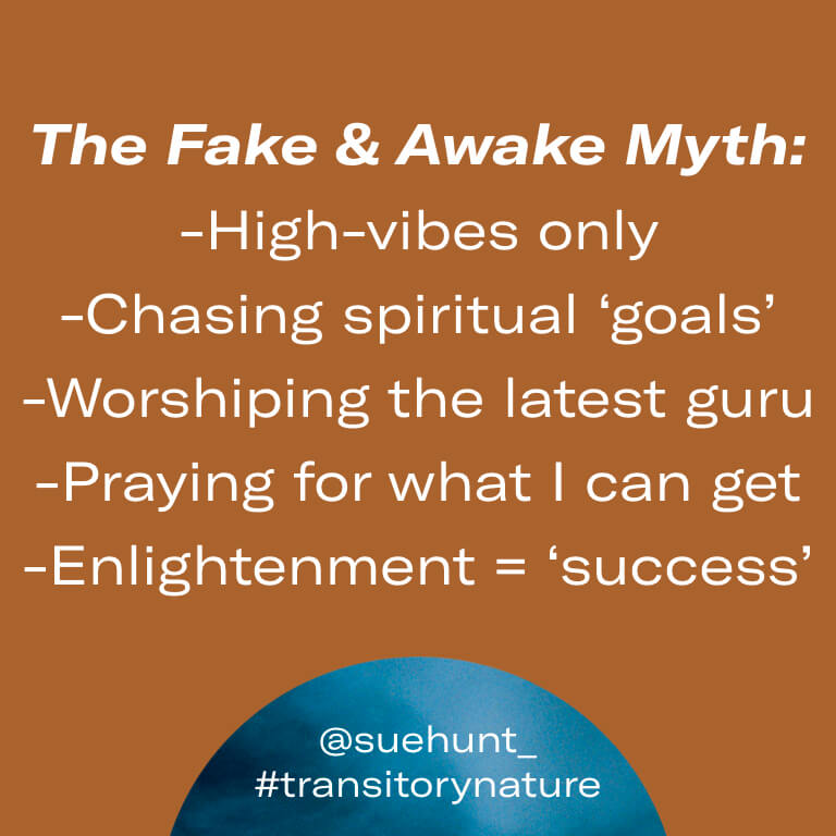 HAVE YOU FALLEN FOR THE 'FAKE & AWAKE' MYTH?
