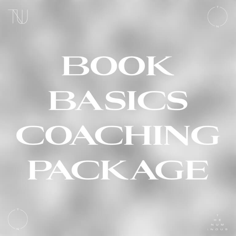 Book Basics Coaching Package
